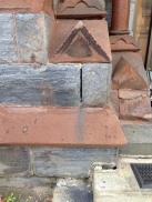 Cracks in the masonry